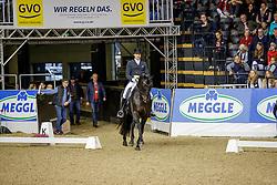 BOUTEN Matthias (GER), Meggle's Boston<br /> Oldenburg - AGRAVIS Cup 2019<br /> MEGGLE Preis<br /> CDI4* - Int. Dressurprüfung <br /> Grand Prix Kür<br /> 03. November 2019<br /> © www.sportfotos-lafrentz.de/Stefan Lafrentz