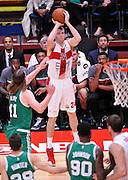 MILANO 6 OTTOBRE 2015<br /> NBA GLOBAL GAMES<br /> EA7 MILANO - BOSTON CELTICS<br /> NELLA FOTO Robbie Hummel<br /> FOTO CIAMILLO<br /> provvisorio