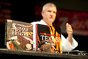 Jon Bonnell speaks during ZestFest at the Irving Convention Center on Saturday, January 26, 2013 in Irving, Texas. (Cooper Neill/The Dallas Morning News)