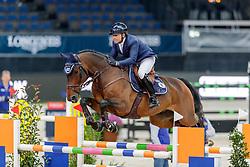 Paini Paolo, ITA, Konstop<br /> JIM Maastricht 2019<br /> CSI4* Van Mossel Prix<br /> © Hippo Foto - Dirk Caremans<br />  09/11/2019