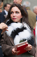 11.09.2014;London, England: AYESHA SHAND ( Mark's Daughter)<br /> attends the Memorial Service for Mark Shand at St Paul's Knightsbridge,London.<br /> Mark, Camilla's brother died in New York earlier this year.<br /> Mandatory Photo Credit: &copy;Francis Dias/NEWSPIX INTERNATIONAL<br /> <br /> **ALL FEES PAYABLE TO: &quot;NEWSPIX INTERNATIONAL&quot;**<br /> <br /> PHOTO CREDIT MANDATORY!!: NEWSPIX INTERNATIONAL(Failure to credit will incur a surcharge of 100% of reproduction fees)<br /> <br /> IMMEDIATE CONFIRMATION OF USAGE REQUIRED:<br /> Newspix International, 31 Chinnery Hill, Bishop's Stortford, ENGLAND CM23 3PS<br /> Tel:+441279 324672  ; Fax: +441279656877<br /> Mobile:  0777568 1153<br /> e-mail: info@newspixinternational.co.uk
