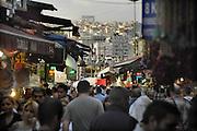 Turkije, Istanbul, 4-6-2011Straatbeeld van Istanbul in de aanloop naar de verkiezingen voor het parlement op 16 juni.Foto: Flip Franssen