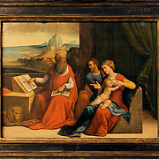 Benvenito Tissi (Garofalo)<br />