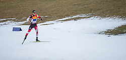 20.12.2014, Nordische Arena, Ramsau, AUT, FIS Nordische Kombination Weltcup, Staffel Langlauf, im Bild Philipp Orter (AUT) // during Cross Country of FIS Nordic Combined World Cup, at the Nordic Arena in Ramsau, Austria on 2014/12/20. EXPA Pictures © 2014, EXPA/ JFK