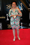 Rita Coburnwhack arrives at The 33rd Annual American Women in Radio & Television's Gracie Allen Awards held at Marriot Marquis Hotel on May 28, 2008..The year 2008 marks the 57th Anniversary of American Women in Radio & Television(AWRT), the longest established prfessional association dedicated to advancing women in media and entertainment. AWRT carries forth the mission by educating, advocating and acting as a resource to its members and the industry at large.
