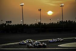 November 18, 2017 - Sakhir, BAHRAIN - 8 TOYOTA GAZOO RACING (JPN) TOYOTA TS050 HYBRID LMP1 ANTHONY DAVIDSON (GBR) KAZUKI NAKAJIMA (JPN) SEBASTIEN BUEMI  (Credit Image: © Panoramic via ZUMA Press)