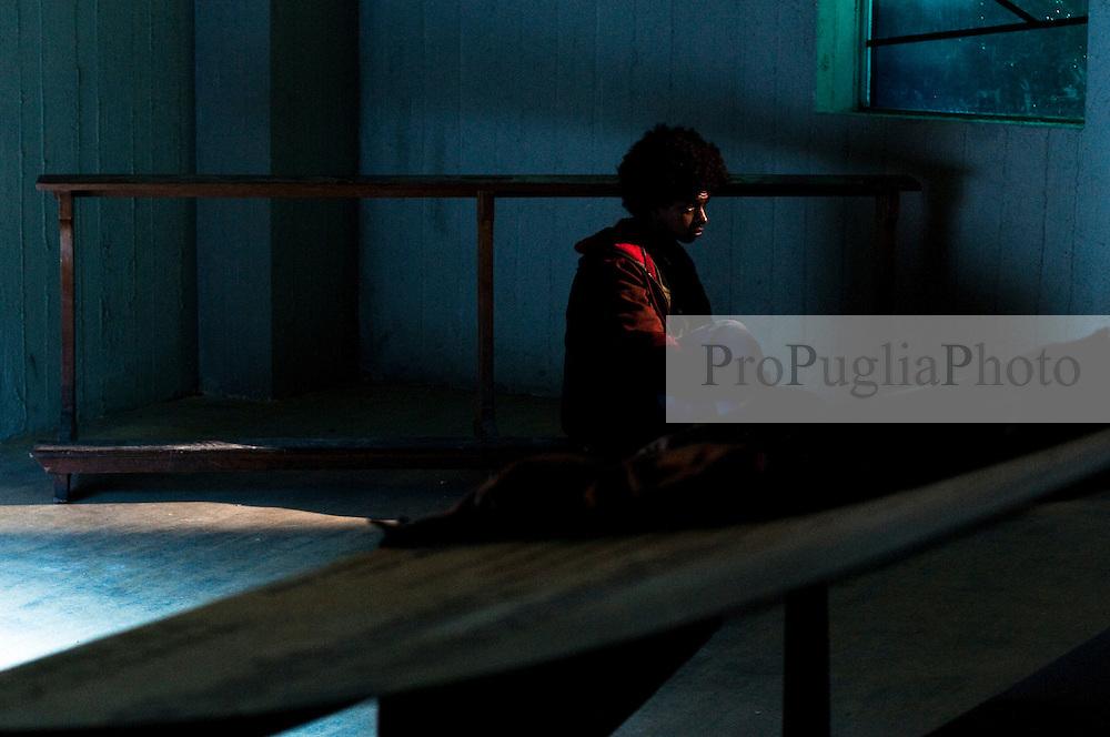 IL VILLAGGIO DI CARTONE.REGIA ERMANNO OLMI.13 NOVEMBRE 2010