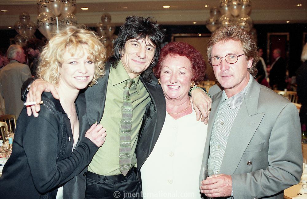 The Silver Clef Awards 1997, The Intercontinental, London<br /> (Photo/John Marshall JME)