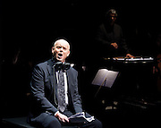 Yes<br /> a docu opera<br /> Music by Errollyn Wallen <br /> Libretto by Bonnie Greer <br /> at The Linbury Studio Theatre, Royal Opera House, London, Great Britain <br /> general rehearsal <br /> 21st November 2011 <br /> <br /> Alison Buchanan <br /> Omar Ebrahim<br /> Bonnie Greer <br /> Mike Henry <br /> Mark Le Brocq<br /> Clare McCaldin <br /> Richard Morris<br /> Marie Vassiliou<br /> Claire Wild<br /> Nikolas Winters<br /> <br /> Photograph by Elliott Franks