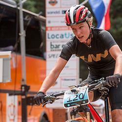 22-07-2018: Mountainbike: NK Mounainbike: Apeldoorn<br /> Annemarie Worst