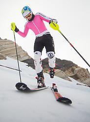 07.10.2013, Moelltaler Gletscher, Flattach, AUT, DSV Medientag, im Bild Susanne Riesch // Susanne Riesch during the media day of German Ski Federation DSV at Moelltaler glacier in Flattach, Austria on 2013/10/07. EXPA Pictures © 2013, PhotoCredit: EXPA/ Johann Groder