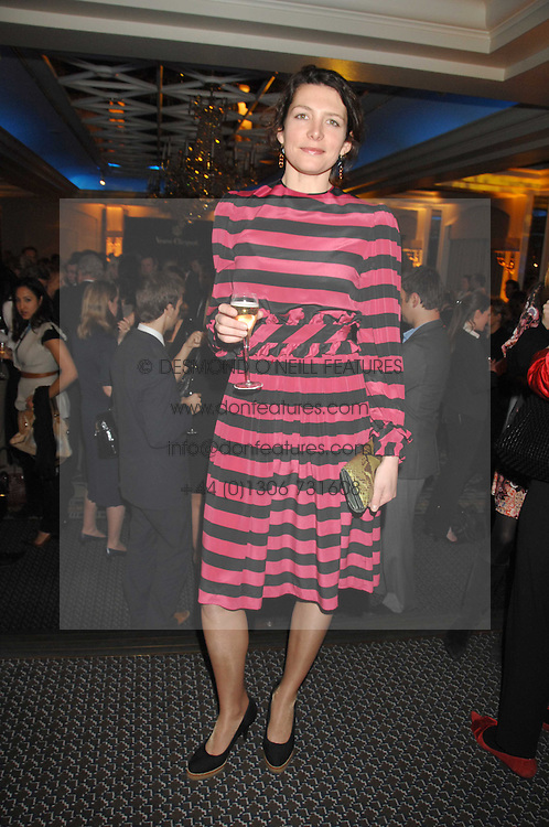 Chef THOMASINA MIERS at the Veuve Clicquot Business Woman Award held at The Berkeley Hotel, London on 8th April 2008.<br /><br />NON EXCLUSIVE - WORLD RIGHTS