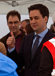 © under license to London News Pictures. 26/03/2011.  Ed Miliband. Hundreds of thousands of people take to the streets of London to protest against the Coalition Government cuts. Organised by the TUC the 'March for the Alternative' is the largest in London since the anti Iraq war protests. Photo credit should read BETTINA STRENSKE/LNP