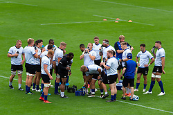 Bath Rugby players, Bath Rugby were allowed to start Stage Two of the Premiership Rugby return to play protocol - Mandatory byline: Patrick Khachfe/JMP - 07966 386802 - 06/08/2020 - RUGBY UNION - The Recreation Ground - Bath, England - Bath Rugby training