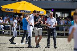 Philippaerts Anthony, Philippaerts Olivier, BEL<br /> Belgisch Kampioenschap - Azelhof 2019<br /> © Hippo Foto - Dirk Caremans
