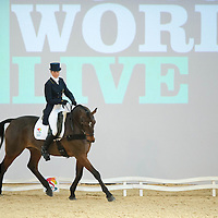Express Eventing - 2012 - London Horse World Live - Dressage