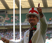 Twickenham, GREAT BRITAIN, during the Investic Rugby match between, England and Wales, at Twickenham Rugby  Ground, England Sat. 04.07.2007  [Photo, Peter Spurrier/Intersport-images].....
