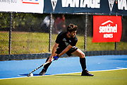 Aidan Sarikaya of the Black Sticks at the final game of the Black Sticks v Canada Test Matches 21 October 2018. Copyright photo: Alisha Lovrich / www.photosport.nz