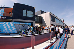 September 22, 2018 - Paddock during  Gran Prix Movistar the Aragón. 22-09-2018  September 22, 2018. (Credit Image: © AFP7 via ZUMA Wire)