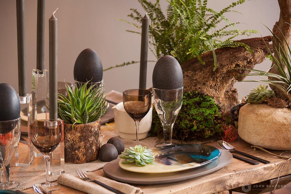 Table 21 - Into the Woodlands, V Jorgensen Design, Winner: Best In Show