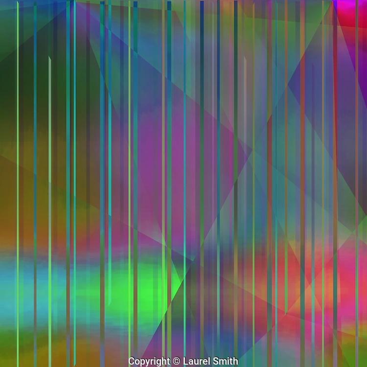 Tones #23 ~<br /> Tones and Overtones ~ Tones of Creation moving through the dimensions. ~ &copy; Laurel Smith