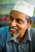 Owner of Mohamed Rawther Ramzan Nasi Kandar.