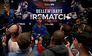 Bellew v Haye II Press Conference 041017