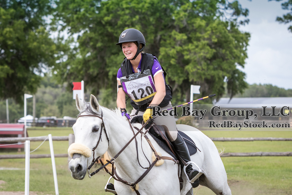 Sophie Sudduth and Mia Bellissima at the Ocala International in Ocala, Florida.