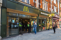2018-03-13 SWNS - McDonalds plays clasical music to deter antisocial behaviour