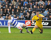 Photo: Tony Oudot/Richard Lane Photography. QPR v Sheffield Wednesday. Coca-Cola Football League One. 03/04/2010. <br />