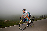 Miguel Angel Lopez (COL, Astana Pro Team) during the 73th Edition of the 2018 Tour of Spain, Vuelta Espana 2018, Stage 15 cycling race, 15th stage Ribera de Arriba - Lagos de Covadonga 178,2 km on September 9, 2018 in Spain - Photo Luca Bettini/ BettiniPhoto / ProSportsImages / DPPI