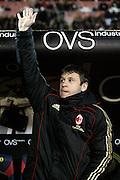 Lecce (LE), 16-01-2011 ITALY - Italian Soccer Championship Day 20 -  Lecce - Milan..Pictured: Antonio Cassano (M).Photo by Giovanni Marino/OTNPhotos . Obligatory Credit