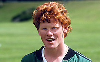 John Cunningham, footballer, Mansfield Town, possible N Ireland cap, 19840088JC.<br /> <br /> Copyright Image from Victor Patterson, 54 Dorchester Park, Belfast, UK, BT9 6RJ<br /> <br /> t1: +44 28 9066 1296 (from Rep of Ireland 048 9066 1296)<br /> t2: +44 28 9002 2446 (from Rep of Ireland 048 9002 2446)<br /> m: +44 7802 353836<br /> <br /> e1: victorpatterson@me.com<br /> e2: victorpatterson@gmail.com<br /> <br /> www.victorpatterson.com<br /> <br /> IMPORTANT: Please see my Terms and Conditions of Use at www.victorpatterson.com