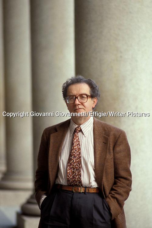 Remo Ceserani<br /> <br /> <br /> 31/10/2008<br /> Copyright Giovanni Giovannetti/Effigie/Writer Pictures<br /> NO ITALY, NO AGENCY SALES