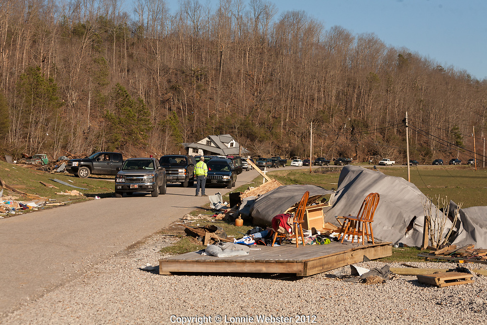 Paris Cantrell Funeral in the Jeptha Community of Morgan County