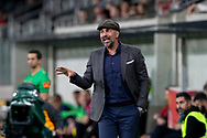 SYDNEY, AUSTRALIA - NOVEMBER 22: Western Sydney Wanderers manager Markus Babbel gives instructions to his players during the round 7 A-League soccer match between Western Sydney Wanderers FC and Melbourne City FC on November 22, 2019 at Bankwest Stadium in Sydney, Australia. (Photo by Speed Media/Icon Sportswire)