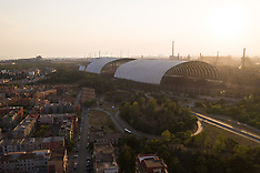 Italy - Taranto a blue-collar community ravaged by Europe's largest steel plant