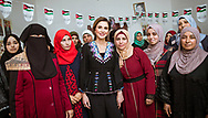 18.03.2018; Madaba, Jordan: QUEEN RANIA<br />