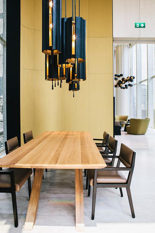 Bar lounge, Park Hyatt Bangkok