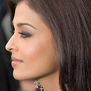 SHEFFIELD, UNITED KINGDOM - 9th June 2007: Bollywood actress Aishwarya Rai  at International Indian Film Academy Awards (IIFAs) at the Sheffield Hallam Arena on June 9, 2007 in Sheffield, England..