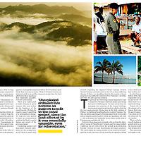 Panama City, Panama for CNN Traveller Magazine