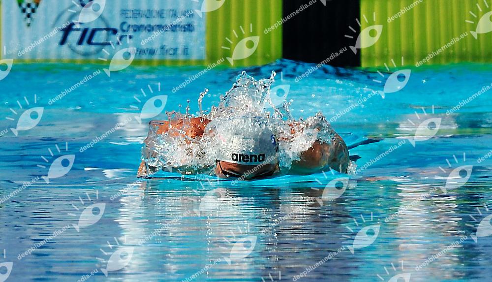 COCI Alexandru ROM Romania<br /> 50 Settecolli Trofeo Internazionale di nuoto 2013<br /> swimming<br /> Roma, Foro Italico  12 - 15/06/2013<br /> Day02 Heat 200m butterffly men<br /> Photo Giorgio Scala/Deepbluemedia/Insidefoto