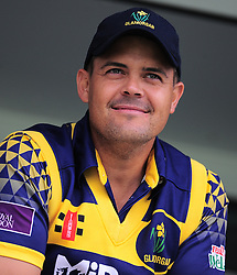Jacques Rudolph of Glamorgan looks.  - Mandatory by-line: Alex Davidson/JMP - 24/07/2016 - CRICKET - Cooper Associates County Ground - Taunton, United Kingdom - Somerset v Glamorgan - Royal London One Day