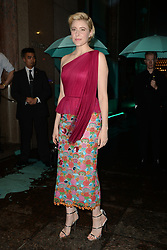 May 3, 2018 - New York, NY, USA - May 3, 2018  New York City..Greta Gerwig attending Tiffany & Co. 'Paper Flowers' jewelry collection launch on May 3, 2018 in New York City. (Credit Image: © Kristin Callahan/Ace Pictures via ZUMA Press)