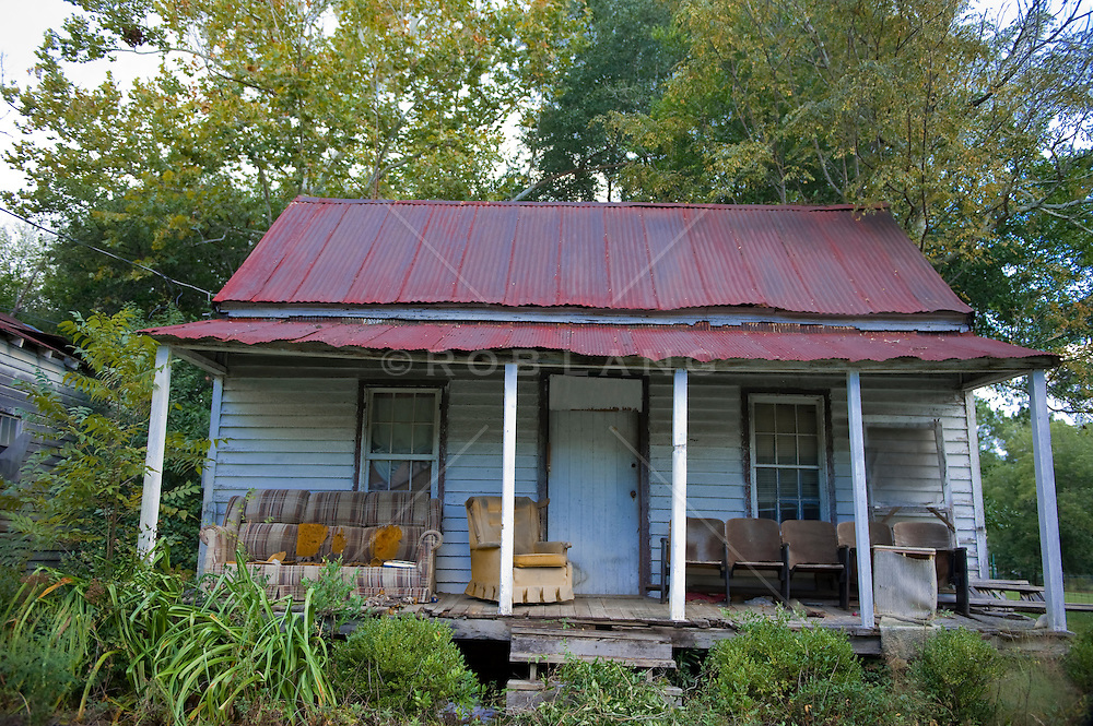Home in rural South Carolina