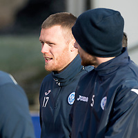 St Johnstone Training…22.12.17<br />