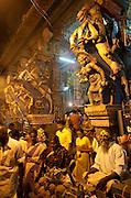 Hindu temple, Tiruparankundram, Tamil Nadu, India