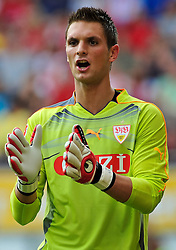 22.08.2010, Bruchwegstadion, Mainz, GER, 1. FBL, FSV Mainz 05 vs VfB Stuttgart, im Bild Sven Ulreich (Stuttgart #1), Freisteller, Einzelaktion / Aktion, Portrait, EXPA Pictures © 2010, PhotoCredit: EXPA/ nph/  Roth+++++ ATTENTION - OUT OF GER +++++ / SPORTIDA PHOTO AGENCY