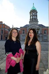 Geraldine O'Neill, Irish Arts Review,<br /> Diana Copperwhite, Irish Arts Review,