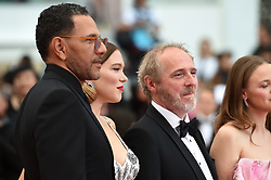 May 22, 2019 - Cannes, France - 72eme Festival International du Film de Cannes. Montée des marches du film ''Roubaix, une lumiere (Oh Mercy!)''. 72th International Cannes Film Festival. Red Carpet for ''Roubaix, une lumiere (Oh Merci!)'' movie.....239728 2019-05-22  Cannes France.. Desplechin, Arnaud (Credit Image: © L.Urman/Starface via ZUMA Press)